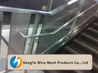 Perforated Metal Sheet For Stairs