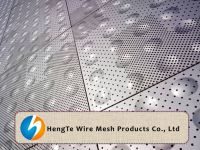 Perforated Metal Sheet for Flooring