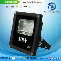 10W LED Flood Light Lamp Outdoor Garden Slim Waterproof Aluminum Alloy Light IP65 85-265V