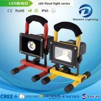 10W20W30W LED Flood Light Portable Flood Light Rechargeable Flood Light Handle Flood Light ROHS CE Certified