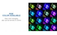 10W20W30W LED Flood Light Portable Flood Light Rechargeable Flood Light Handle Flood Light ROHS CE Certified
