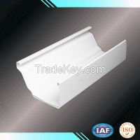 best quality 5.2 inch pvc rain gutters ,pvc rainwater collector nigeria ng