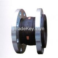 china JIS  flange Flexible Rubber Expansion Joints