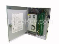 SY-360w-18CH  centralized switched  power supply box 18CH manufacturer