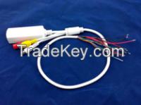 18W-30W POE splitter power supplier12v/1.5A