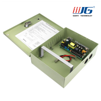back up access control power supply, 12V5A access control power supply, 60W access control power supply