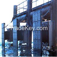 Jinhang low price Marine fender plate