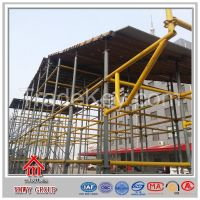 Steel Scaffolding for construction