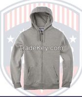 Adult Fleece Zip Hoodie