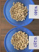 Cashew Nuts kernels fresh crop, grade A, W210 - W240 - W320 - LSB, origin Tanzanian
