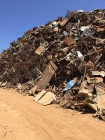 Iron Scrap orgin Libya 30000 monthly
