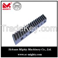High Precision CNC M1 M1.5 M2 M2.5 M3 M4 M5 M6 M8 Gear Rack