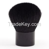 1pcs brown synthetic brush portable new design kabuki brush beauty po