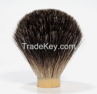 high quality pure badger hair