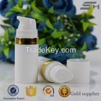 Low price whitening cream empty soap airless bottles