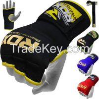 RDX Inner Hand Wraps Gloves Boxing Fist Padded Bandages MMA Gel Strap Mitts Kick