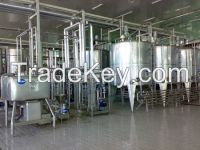 Complete Mineral Water Production Line