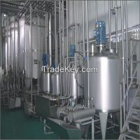 Dairy/Uht/Yoghurt/Pasteurized Milk Factory for Turn Key Project