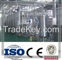 Aseptic Liquid Milk Production Line