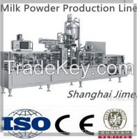 Automatic Milk Powder Production Line for Turnkey Plant