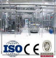 Uht Milk Processing Equipment Machinery