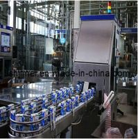 Automatic Stainless Steel Uht Milk Production Line
