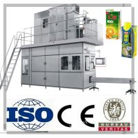 Complete Fruit Juice Production Line Machinery