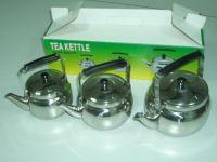 stainless steel tea kettles , kettles