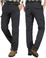 Male trousers and pants