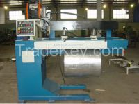 Automatic Longitudinal Seam Welding Machine for Tank or Cylinders