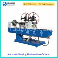 Automatic Welding Machine for Hydraulic Cylinders