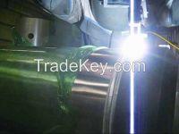 Automatic Aluminium Fuel Tank Welding Machine