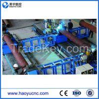Concrete Pump Steel Pipe Flange Automatic Welding Machine