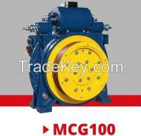 Elevator Gearless Motor/PM Gearless Elevator Motor