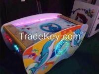 Arcade Games Machines Mini Air Hockey Table