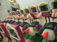 Amusement Equipment Coin Operated Horse ride arcade game machine