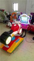 Newest Coin Operated 3D video swing machine kiddie ride machine