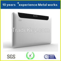 Metal Tablet PC Housing Manufacturing Color Anodized Aluminum Sheet Parts