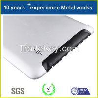 Metal Tablet PC Housing Manufacturing Color Anodized Aluminum Sheet Parts