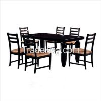 Solid Wood Dining Table And Chair