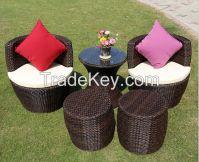 Stackable Rattan Furniture