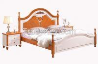 Modern Wood Adjustable beds