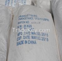Paracetamol CAS NO:103-90-2  USP/BP