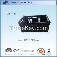 Factory plastic crates for fruit and vegetable