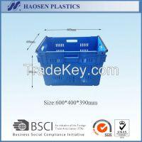 Cheap agriculture plastic crates plastic vegetable crates