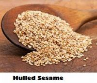 Hulled Roasted Sesame Seed