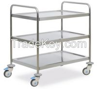 Instrument Trolley (3 Shelve)