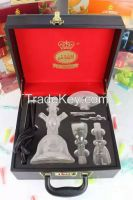high quality frost glass shisha glass hookah for smoking