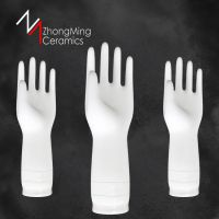 Ceramic Surgical Glove Former Hand Mold