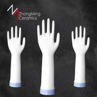 Ceramic Examination Glove Former Hand Mold